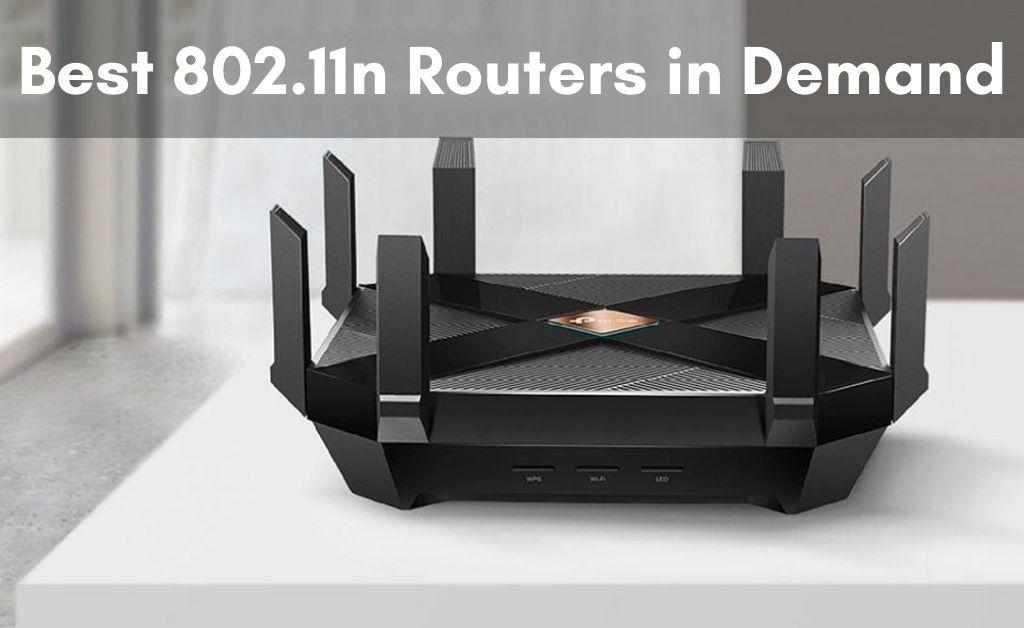 best 802.11n router